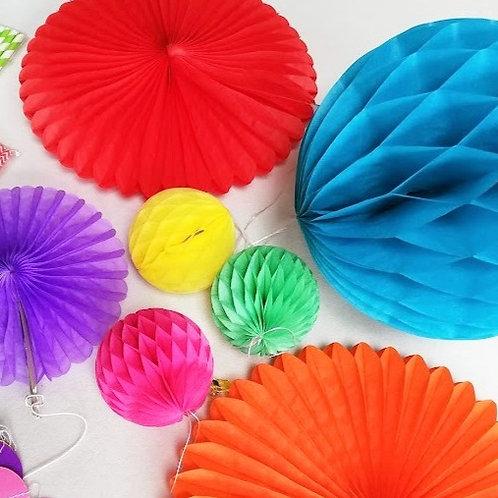 RAINBOW   Decoration Pack