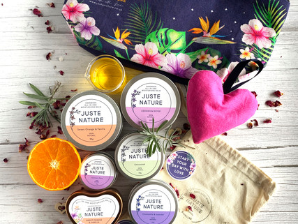 Mini Interview Collection: Juste Nature
