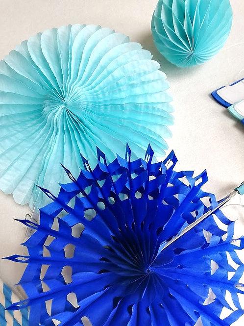 BLUE | Decoration Pack