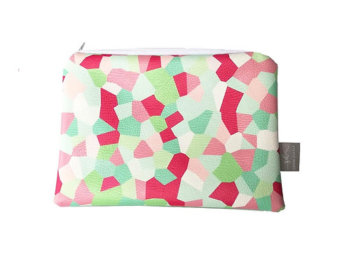 BLOSSOM | Faux Leather Pouch