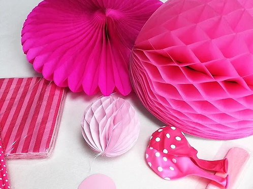 PINK | Decoration Pack