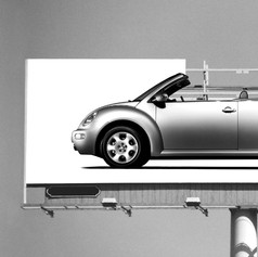 New Beetle Convertible Campaign