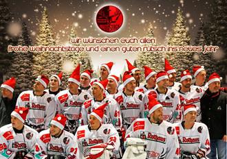 Der EHC wünscht Frohe Weihnachten und einen guten Rutsch