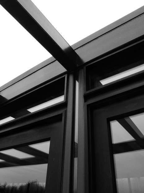 Pillar detail (from outside)