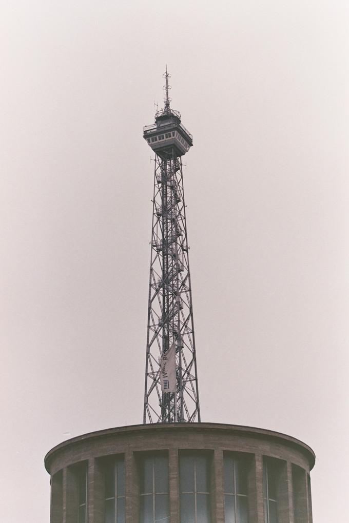 Funkturm 1 / Canon AE-1 / Color 200