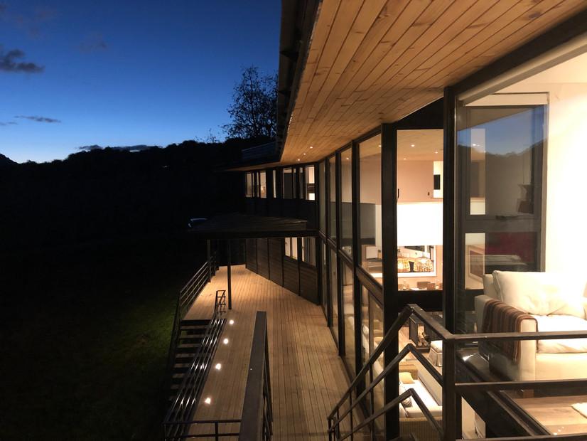 Exterior view_dusk