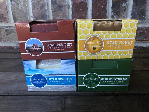 Utah Soap Set