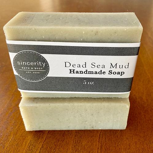 Dead Sea Mud Handmade Soap