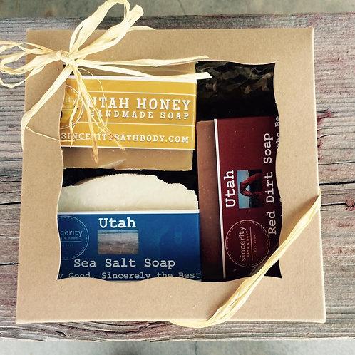 Utah Soap Gift Set