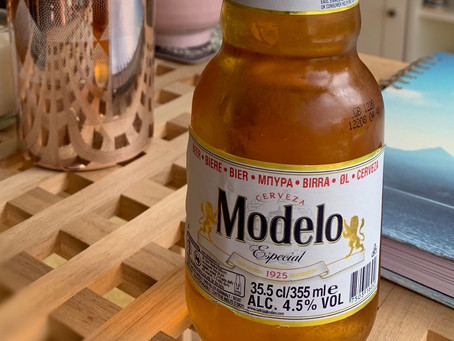 Blog #19. Modelo Especial. The OTHER Mexican beer.