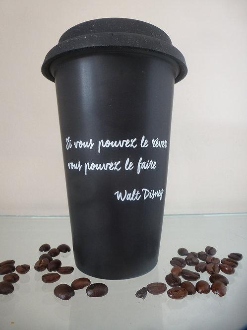 Tasse à café W.D.