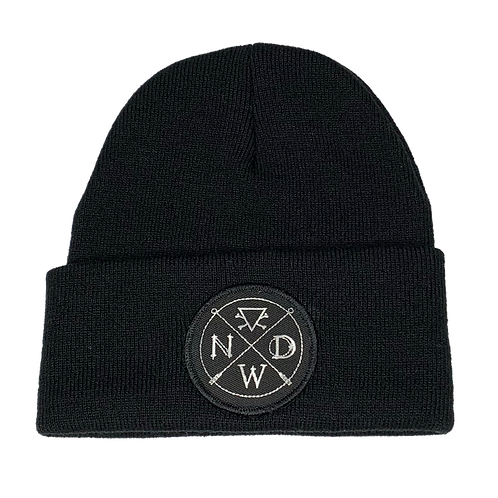 NWD Badge Patch Beanie