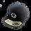 Thumbnail: (Printed Bill) Empty Eye Snapback Hat