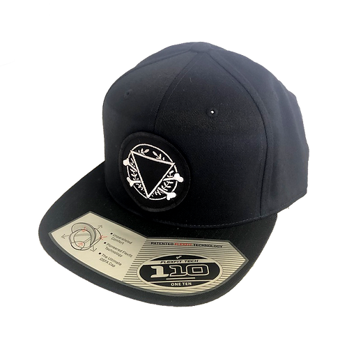 Empty Eye Snapback Hat