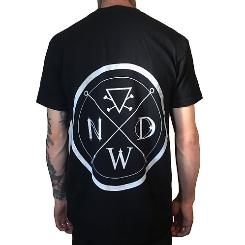 NWD Badge T-Shirt (Black)