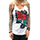 Thumbnail: Mixed Style Rose Tank Top
