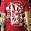 Thumbnail: NWD Eye Maroon T Shirt