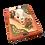 Thumbnail: Domestic Cat Skull On Plaque