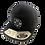 Thumbnail: (Printed Bill) Badge Snapback Hat