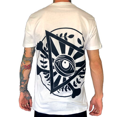 Men's NWD Eye T Shirt (White)