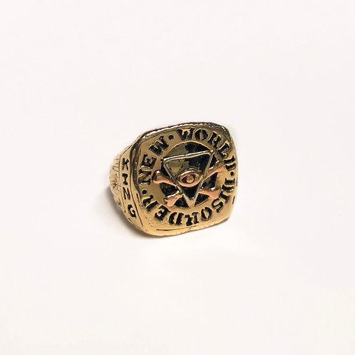 New World OG Ring (Gold)