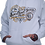 Thumbnail: BlackGold Tattoo Shop Hoodie (White)