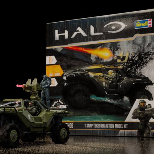 Halo Toy