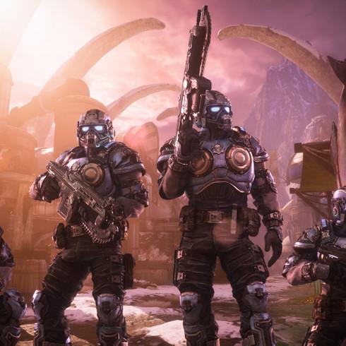 Gears of War Watchmen