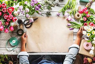 Blumenarrangements
