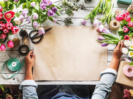 The 5 Flower Arranging Products I Can't Live Without