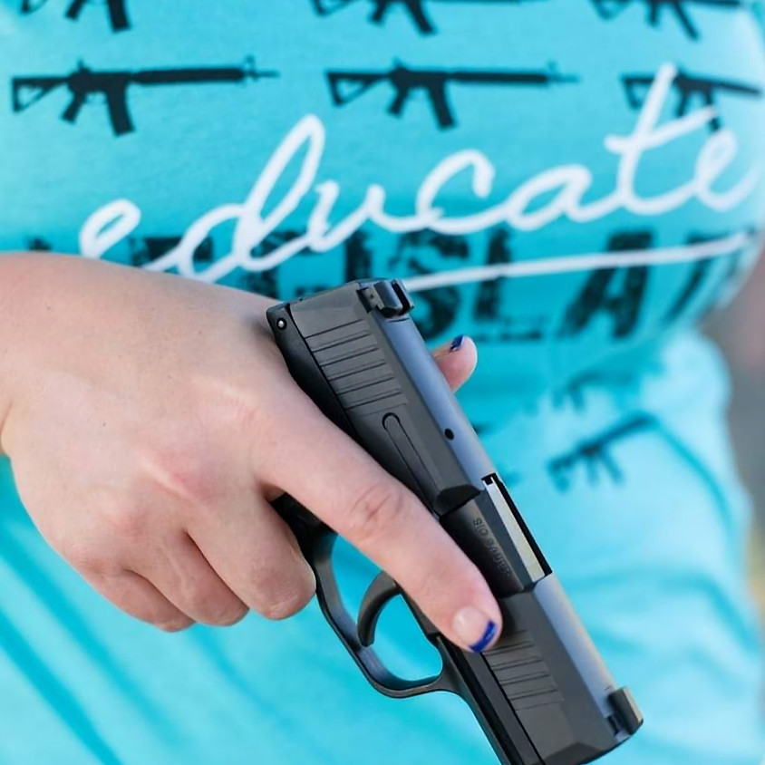 Women's Only Beginner Handgun Course