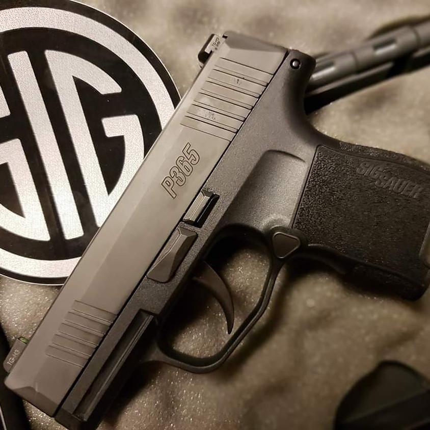 Defensive Handgun Course