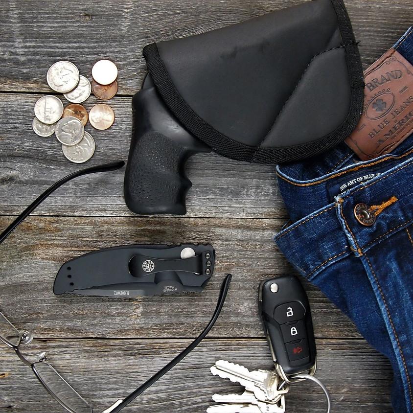 Nebraska Concealed Handgun Permit (CHP) Course (08/09/20)