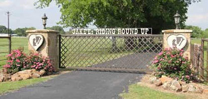 Jake E's Riding Round Up Main Entrance