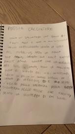 La poesia di Livia 8 anni