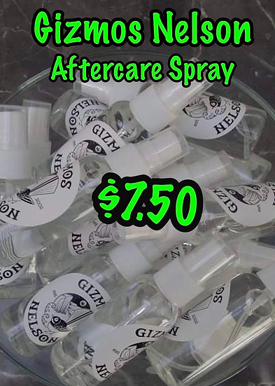 Aftercare Spray