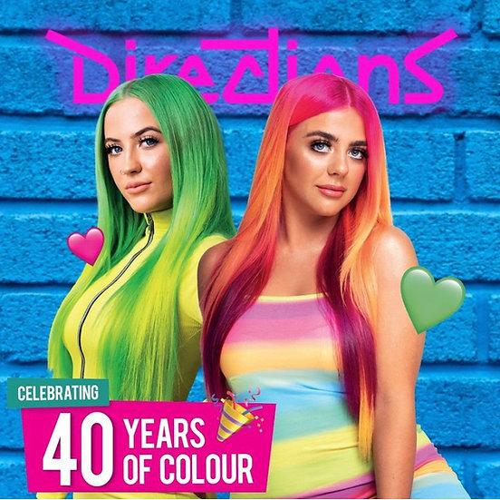 Directions Hair Colour Range