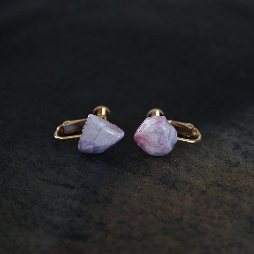 SHA-KO-SEKI fragments   Earrings no. 15