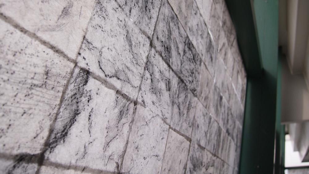金井山城の皮膚