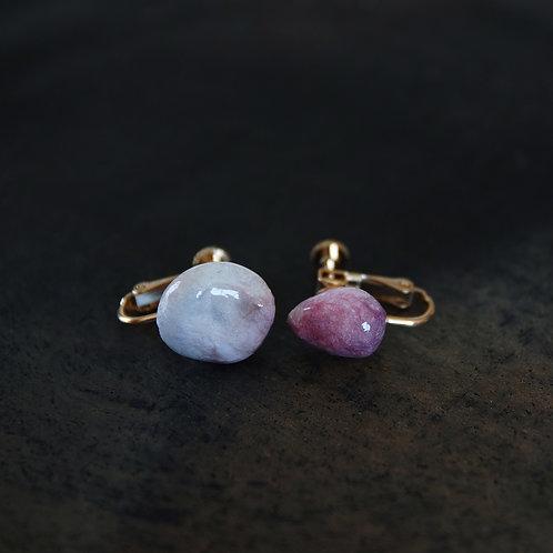SHA-KO-SEKI fragments | Earrings no. 16