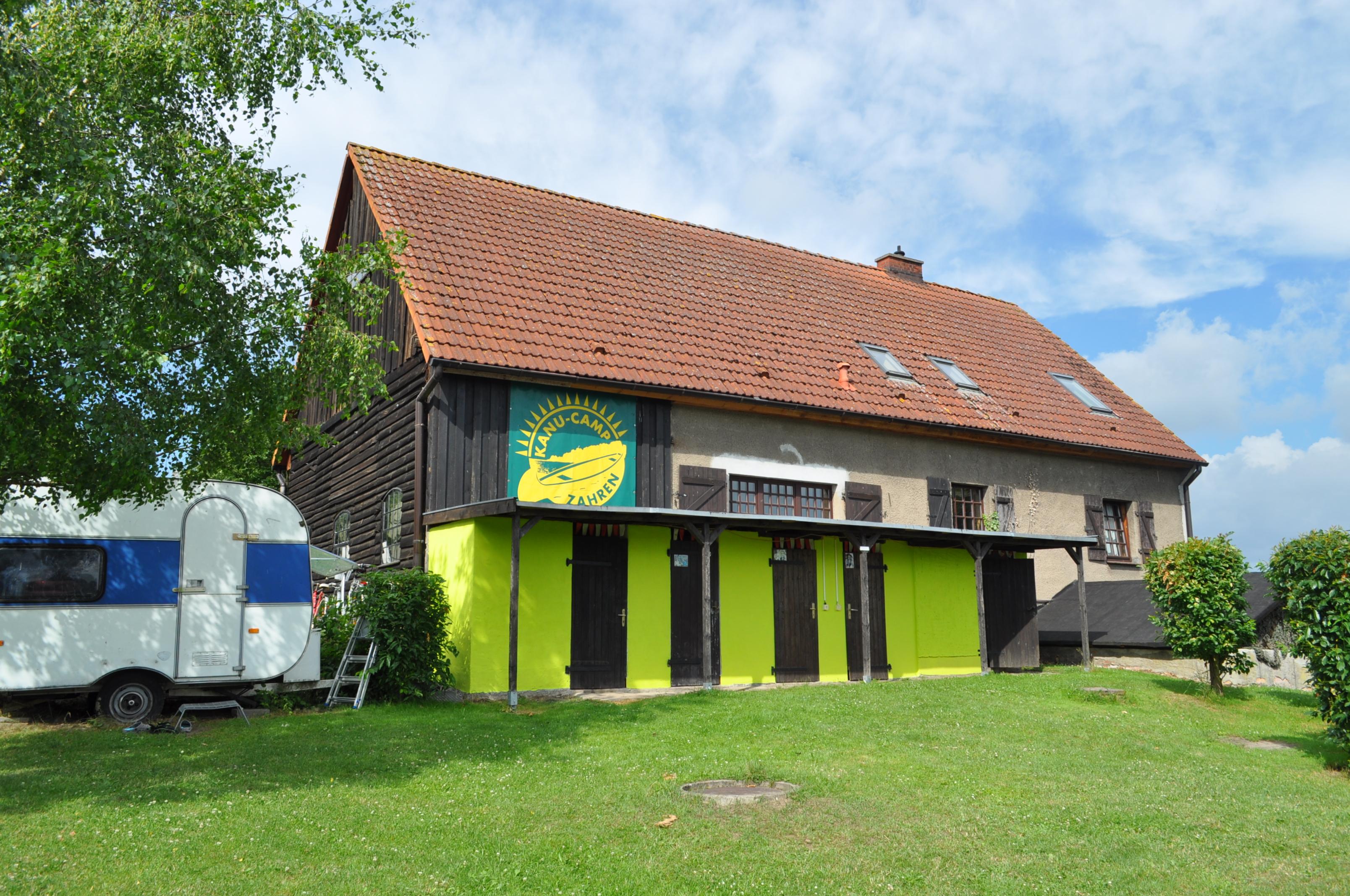 Haupthaus zahren
