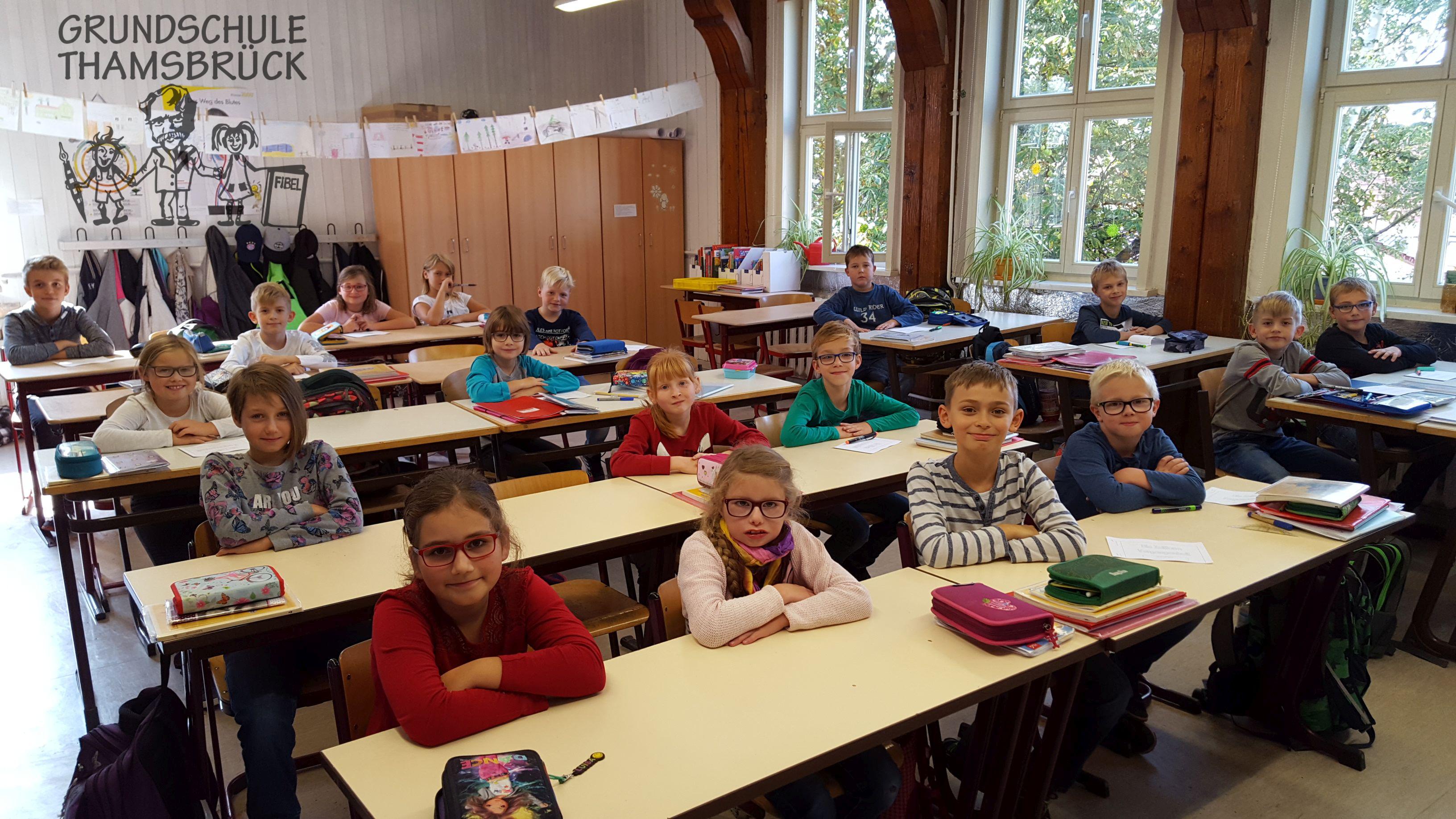 Klassenraum 4a
