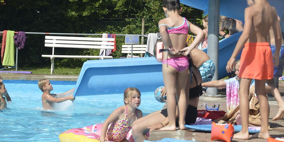 Schwimm-Tagescamp