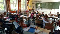 Klassenraum 4b