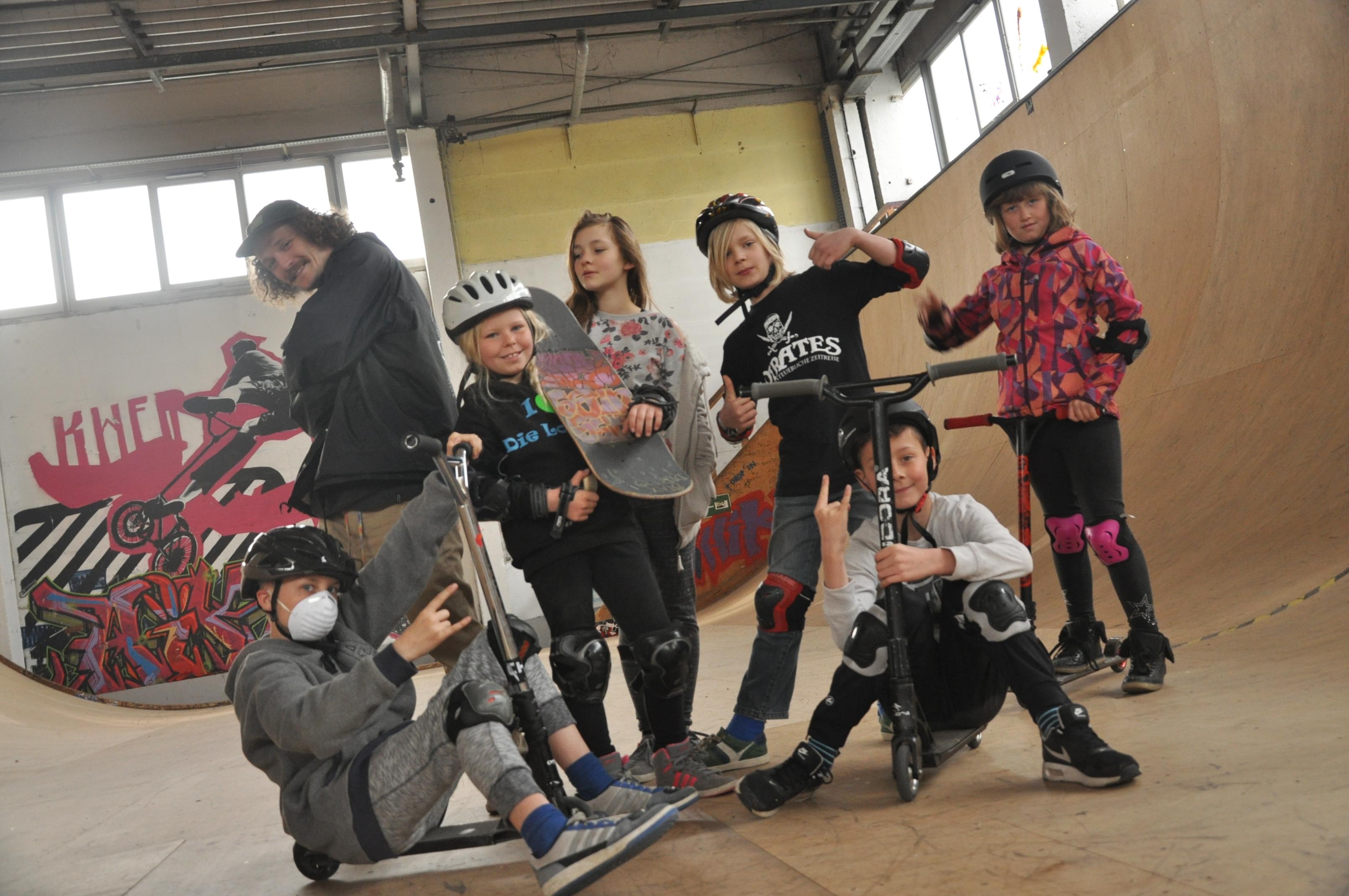 Skate-Crew