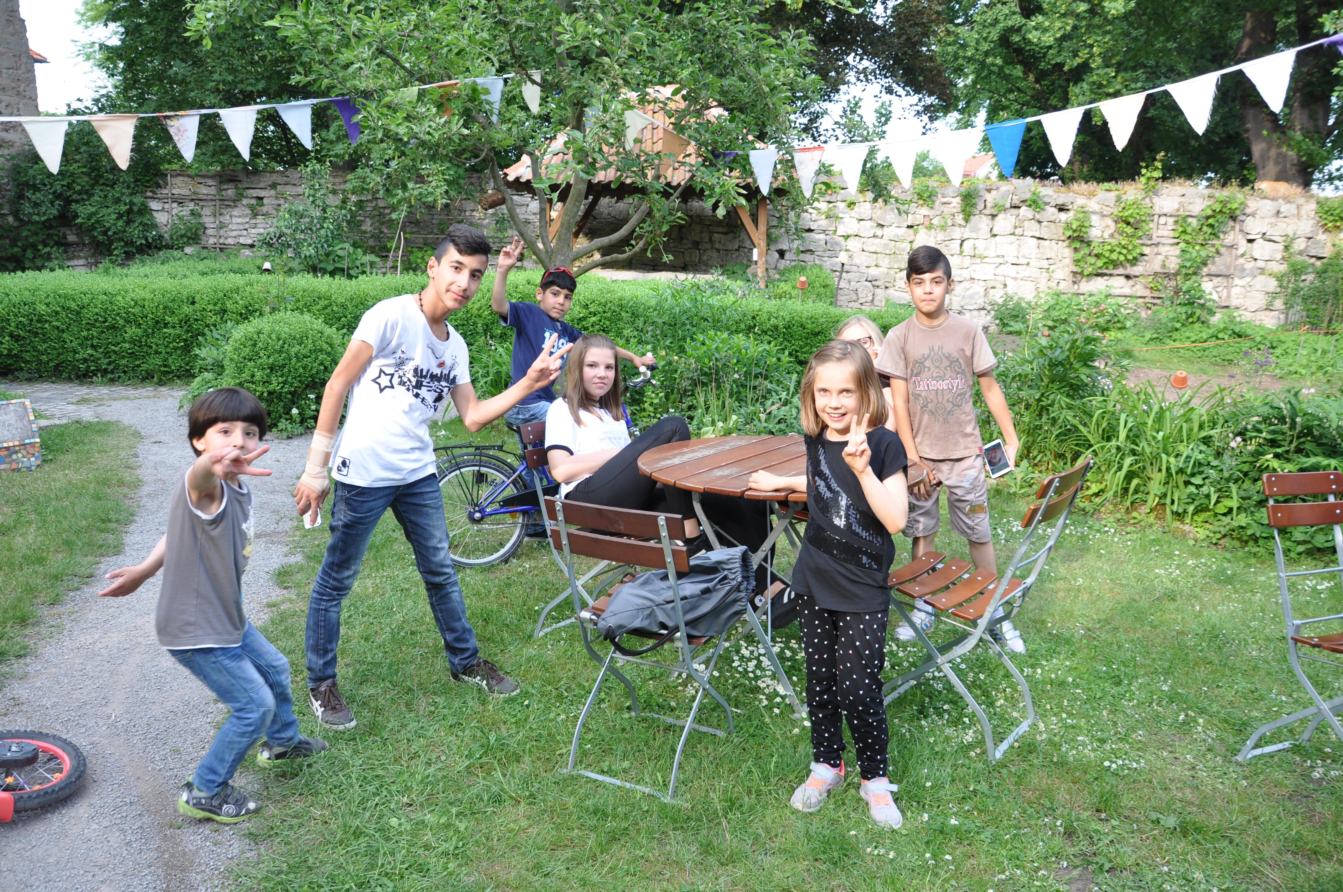 Sommerfest BUND