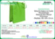 Venta y Fabricacion de Bolsas ecologicas de nonwoven impresas con tu logo