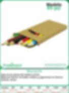 Venta por mayoreo de crayones y Colores publicitarios, impresos