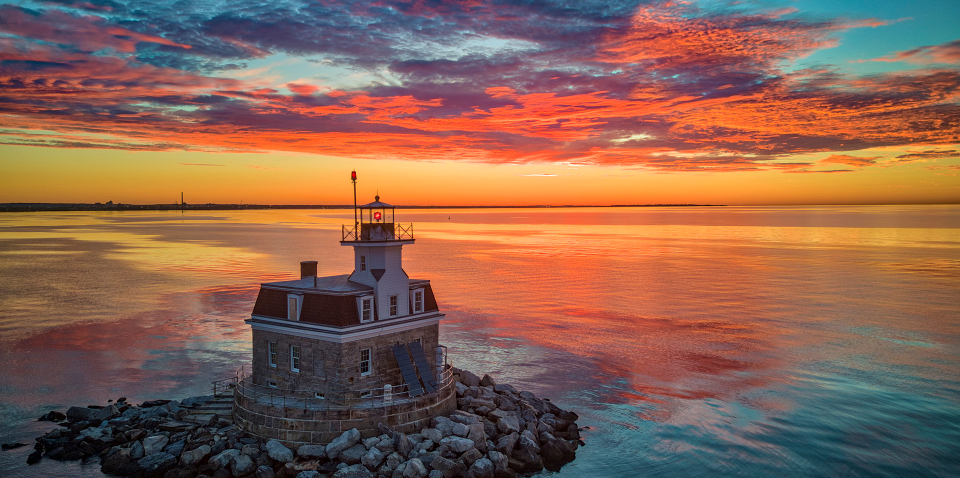 Penfield Reef Lighthouse
