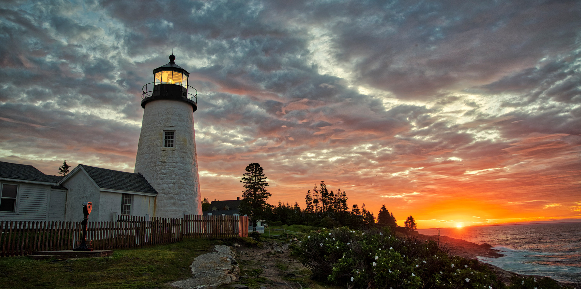 Pemequid Lighthouse